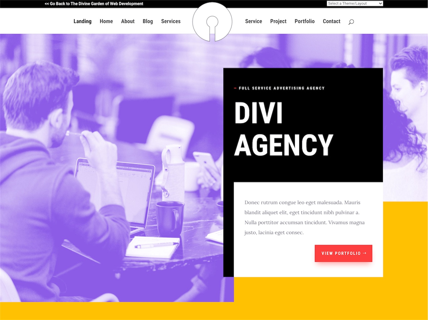 Advertising Agency – 153
