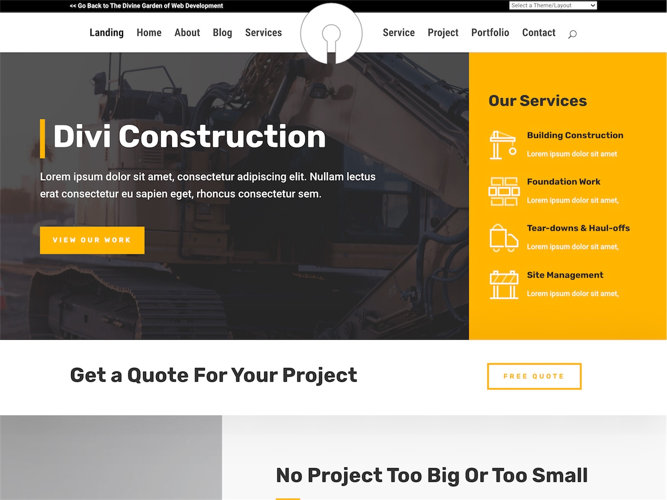 Construction Company – 65