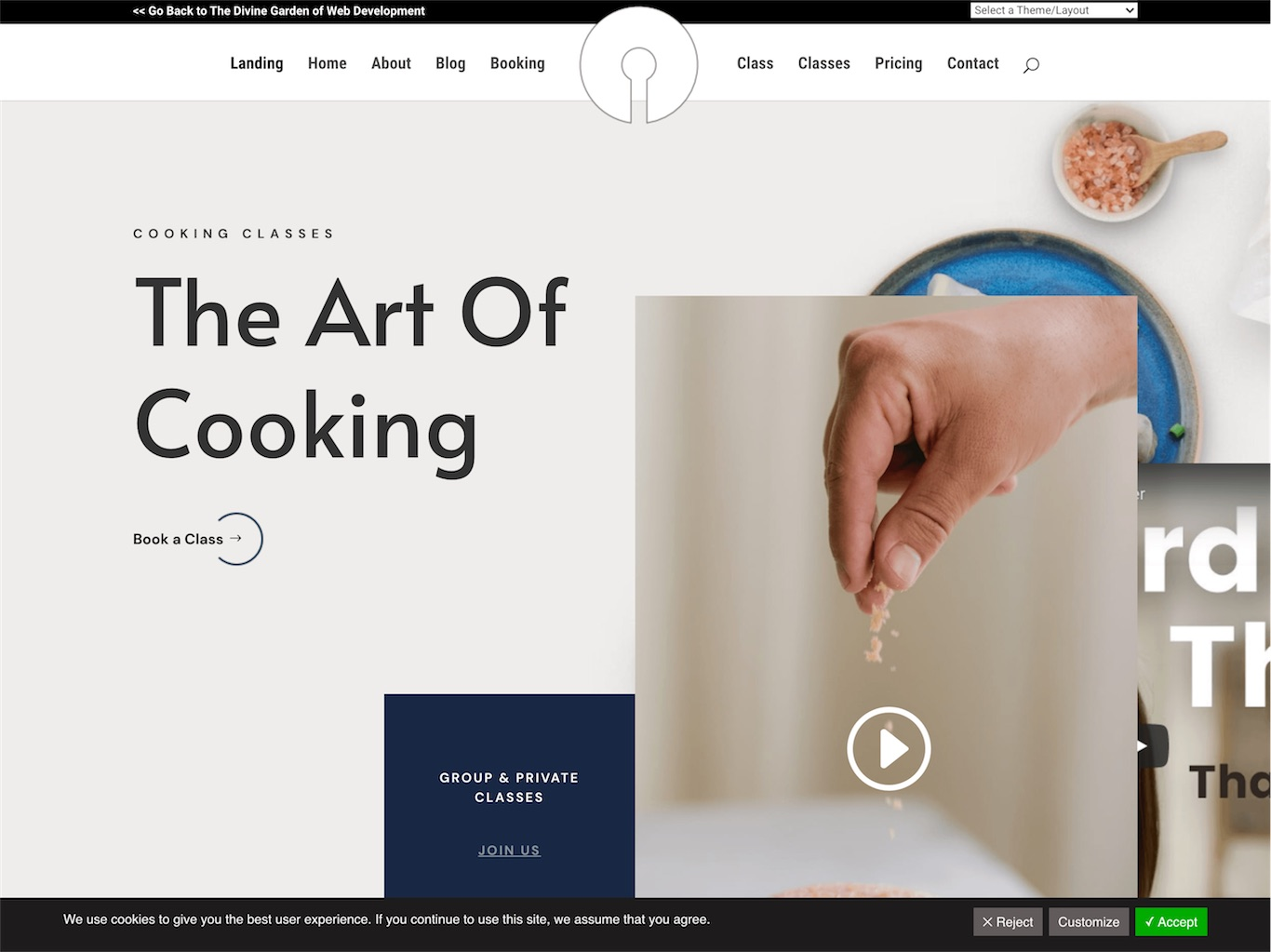 Cooking School – 187
