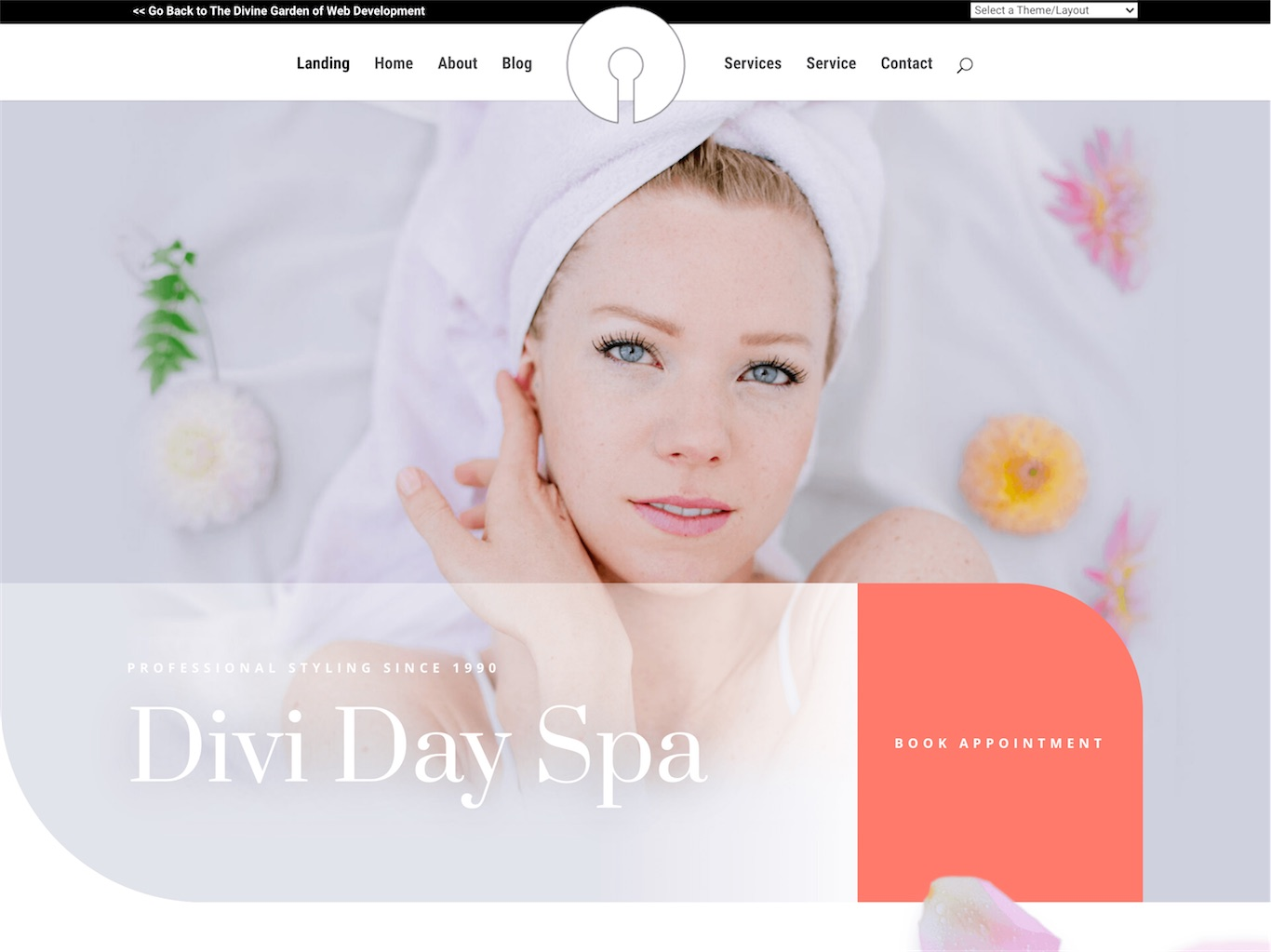 Day Spa – 108