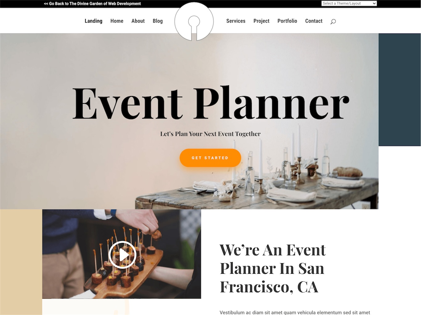 Event Planner – 157