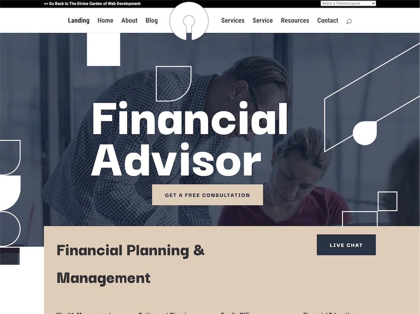 Financial Advisor – 172
