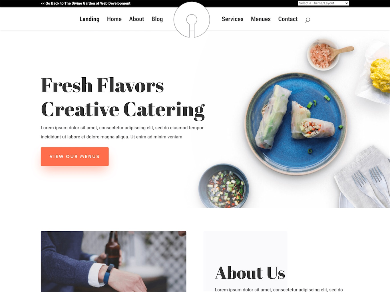 Food Catering – 74