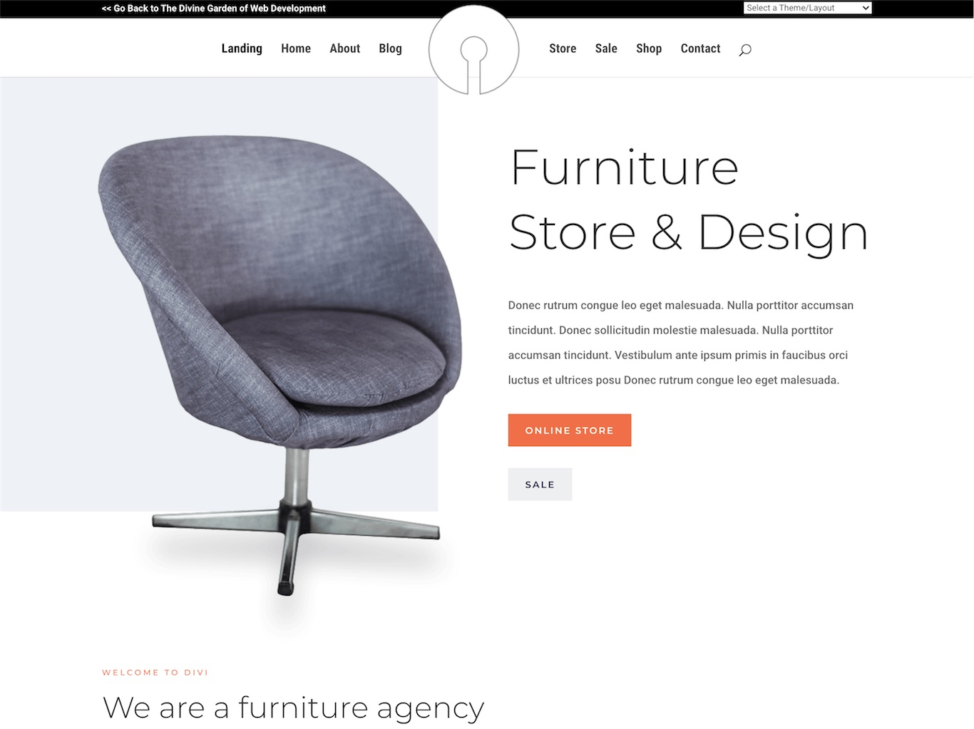 Furniture Store – 107