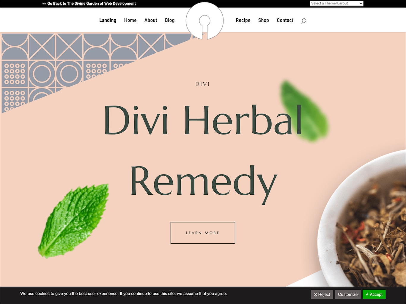 Herbal Remedy – 184