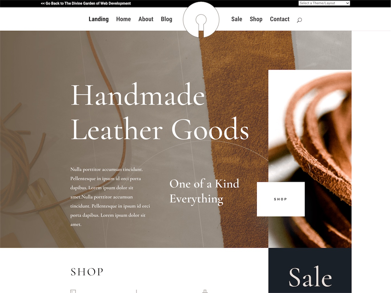 Leather Company – 168
