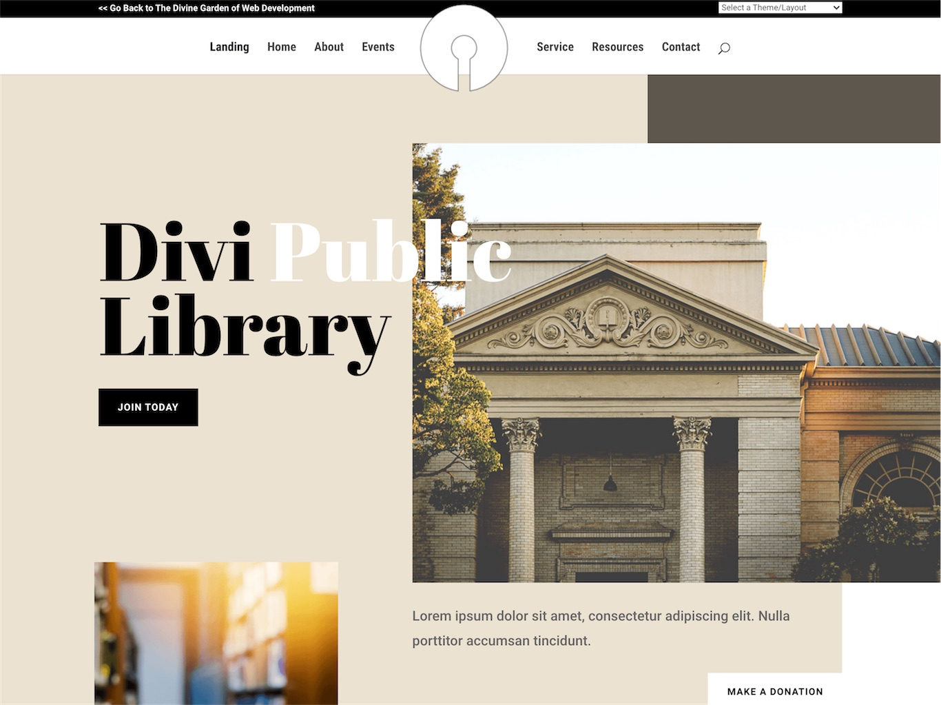 Library – 143