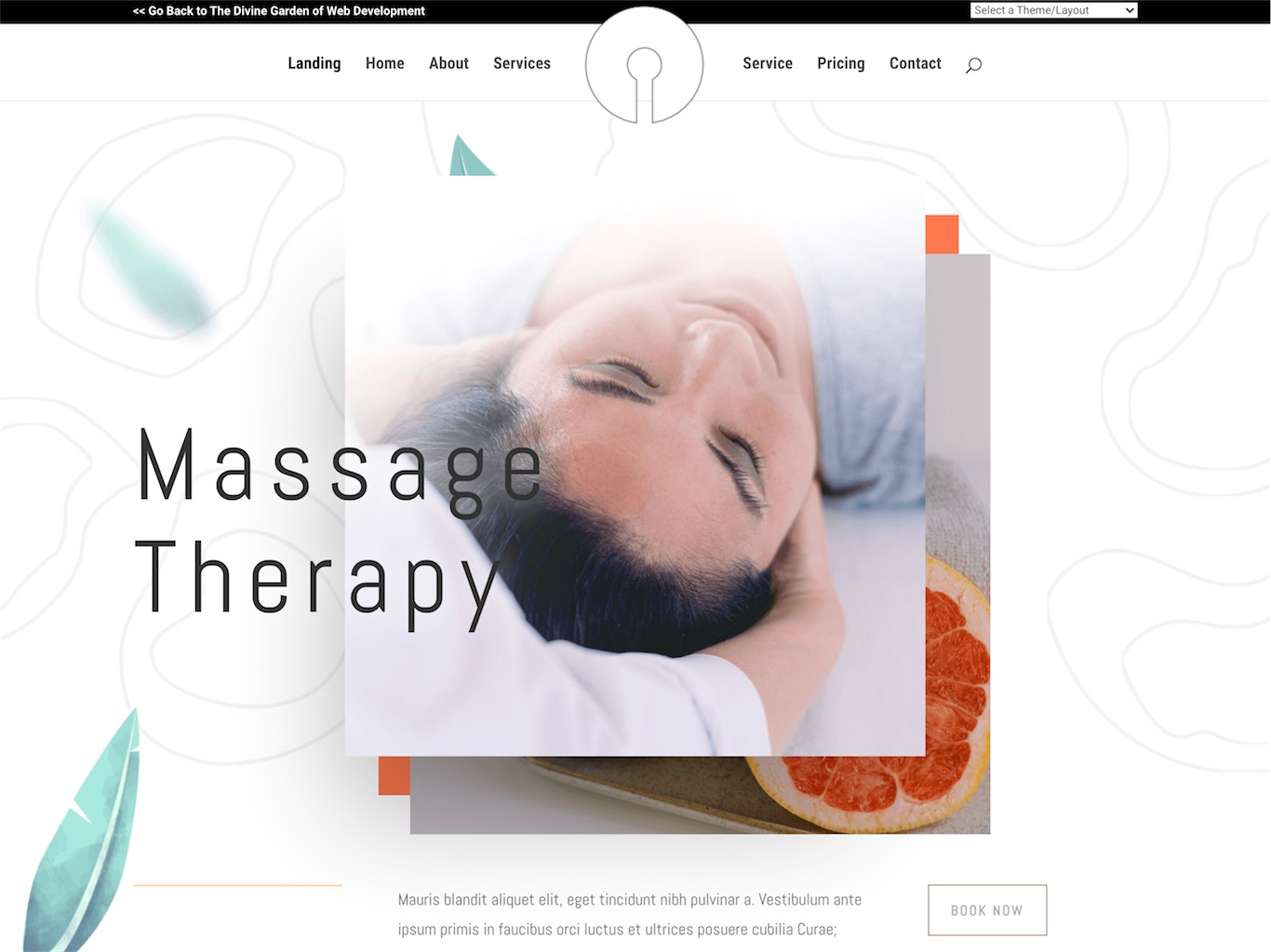 Massage Therapy – 144