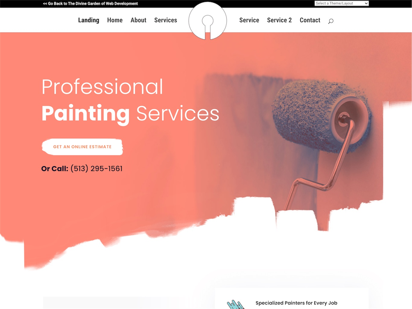 Painting Service – 101