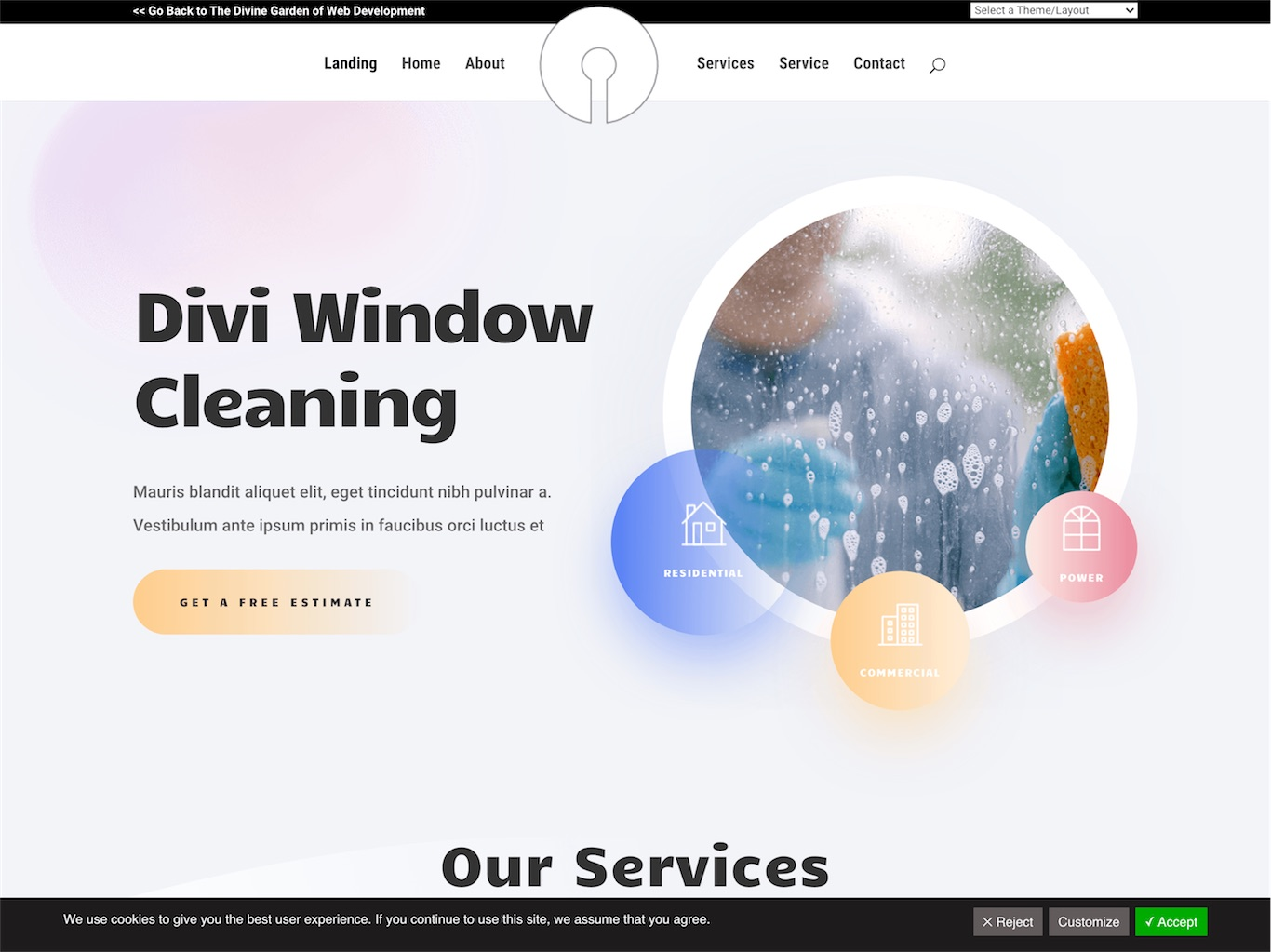 Window Cleaning – 192