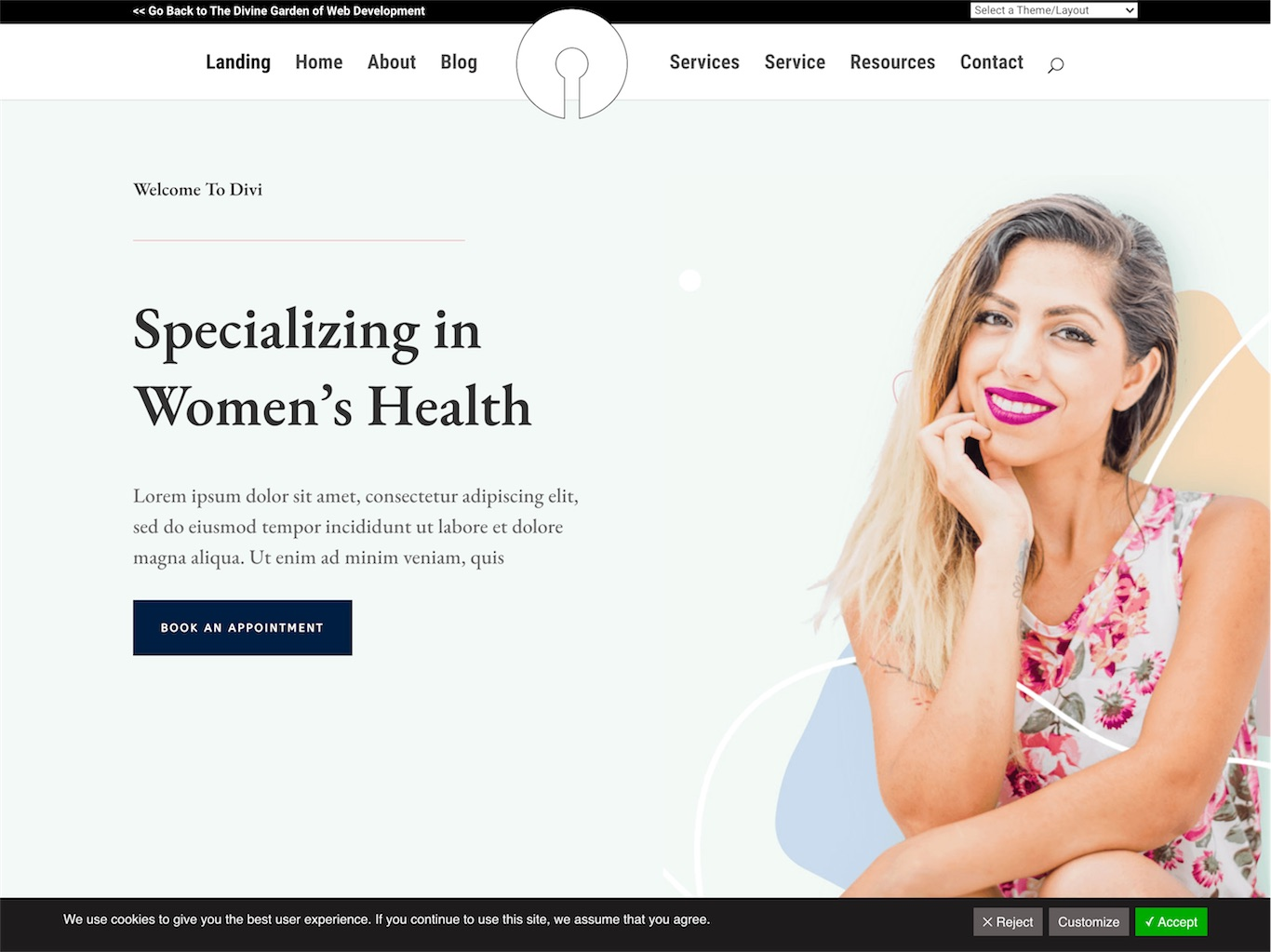 Women's Health Center – 201