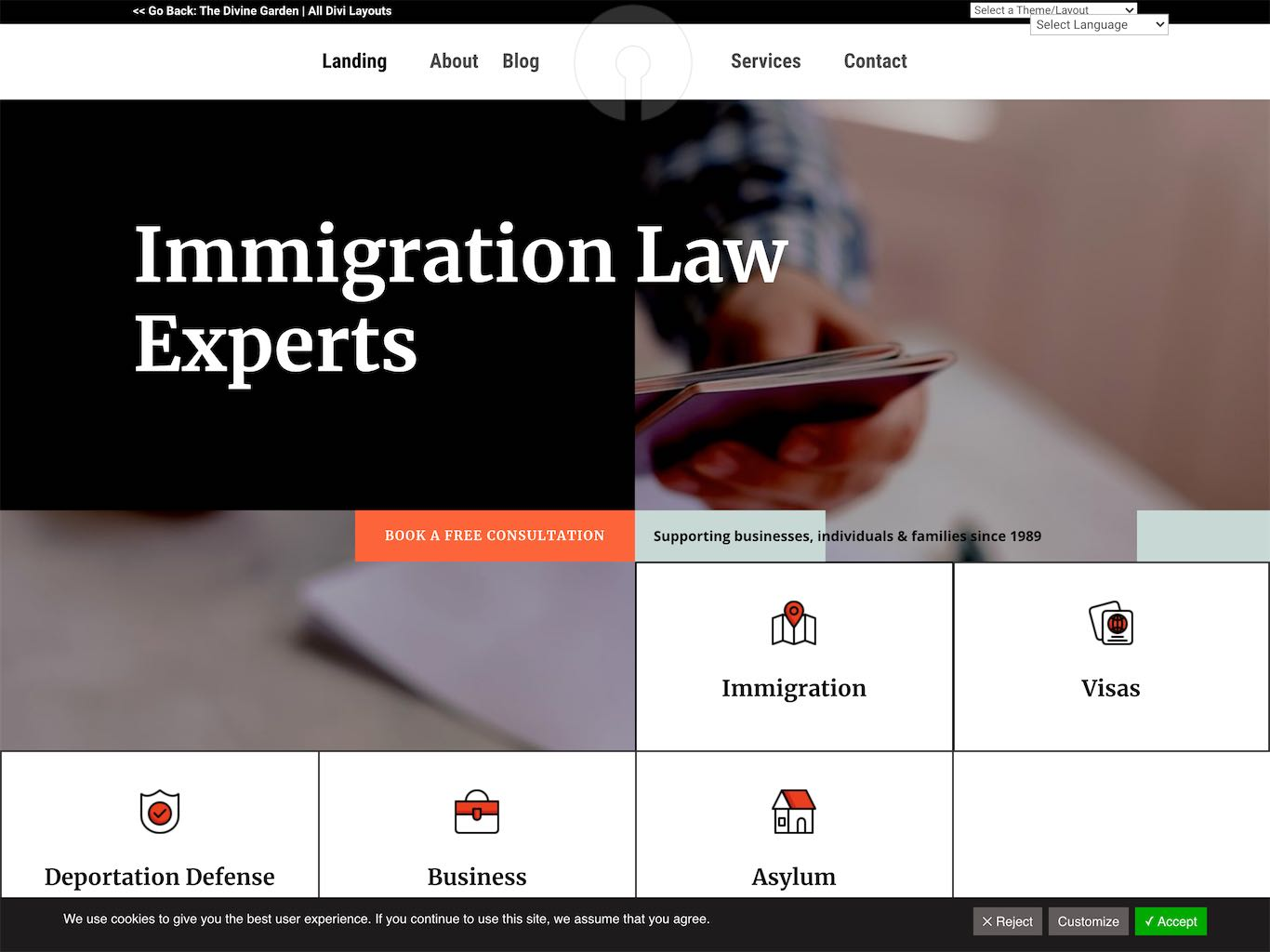 Immigration Lawyer – 237