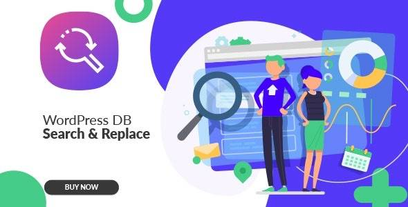 WP Database Search and Replace