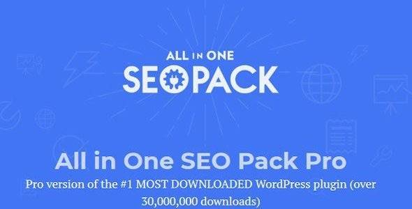 All-in-One SEO Pack Pro
